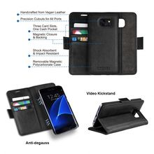 new products leather phone case for samsung gt-i9205 / i9200 galaxy mega 6.3 / lte lcd screen