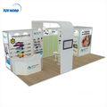 Detian Offer used trade show booths exhibition stall booth display exibition