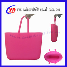 2014 new arrival so good silicone candy color bag handbag jelly color bags wholesale