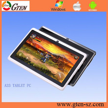OEM Free preinstall APP start logo gift ultra slim tablet pc with best price