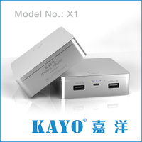 Universal external battery pack,portable external battery charger,external power handphone battery charger