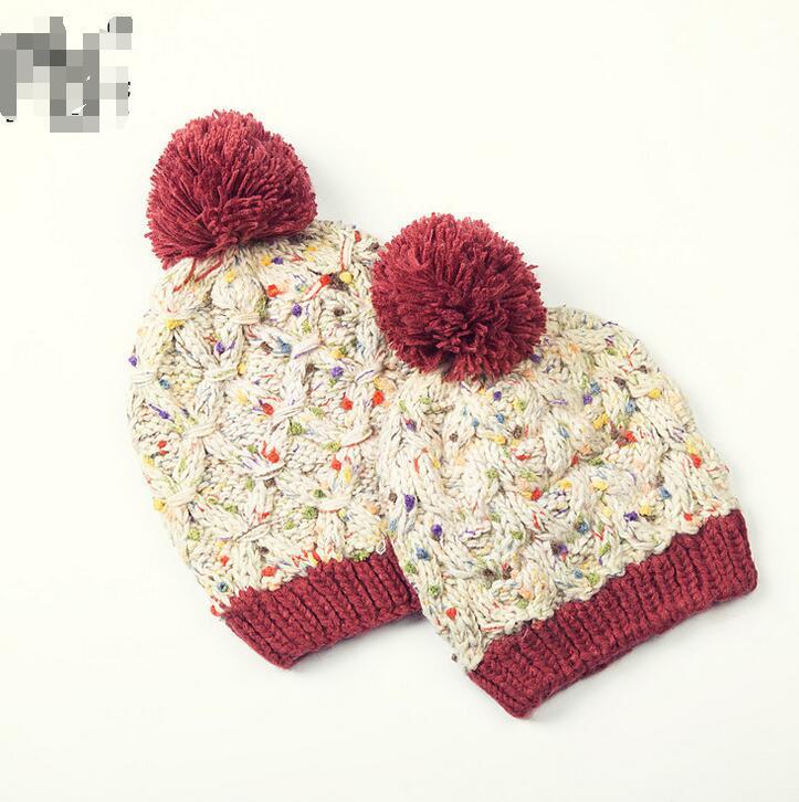 ASS1090 starshine de niños del niño del bebé del knit del cable ...