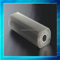 Custom electrical aluminum extrusion enclosure
