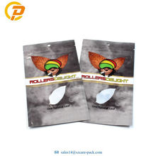 New Product Aluminum Foil Three Side Sealing Bag for Tobacco