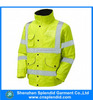 China wholesale 3m drilling workwear hi vis reflective safety coat