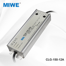 Long lifespan constant current led driver power supply 150W 12V 11A CLG-150-12