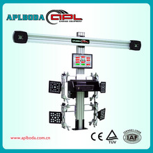 High Quality Cheap Price CE Vehicle Equipment 3D Wheel Alignment Price Equipment Price for Garage(Automatic Lifting)