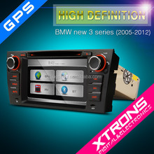 "Xtrons PX7190B 7"" car pc for bmw single din DVD Player for bmw with GPS Wifi 3G Dual channel CANbus"