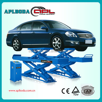 Manufacture price APL-6735 scissor lift / auto wheel alignment lift for sale
