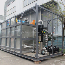 MBR System Reclaimed Water Reuse Treatment Plant industrial chemical waste water treatment