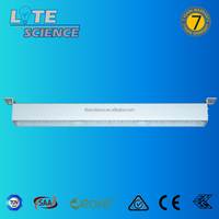 200W, 115LM/W, IP65, LED linear high bay light, 7 years warranty, Menawell and Sosen driver