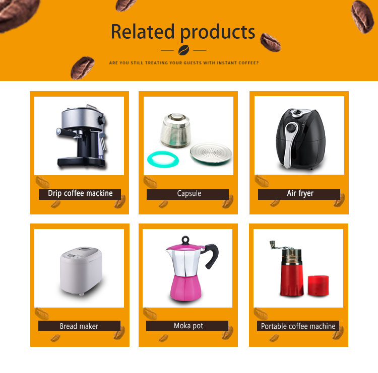 Superb coffee capsule filling and sealing machine