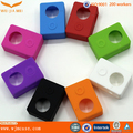 Soft silicone outdoor security camera cover, protective outdoor security camera cover