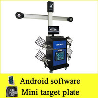 R500 Android available 3d four wheel alignment factory price