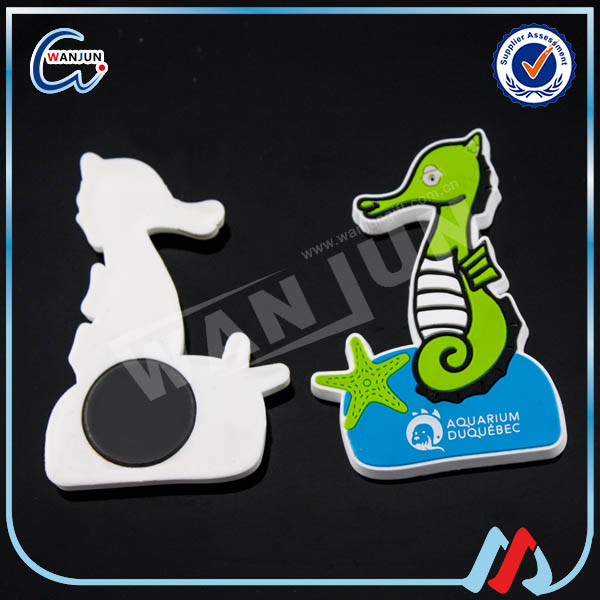 Wholesale 3d rubber fridge magnet