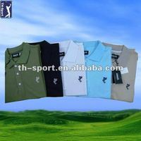 Wholesale European Golf Long Shirt