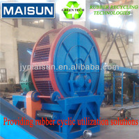 waste tyre rubber powder making machinery