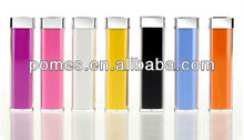 2013 Hot Portable Travel 2200mah external battery power stick for mobile phone