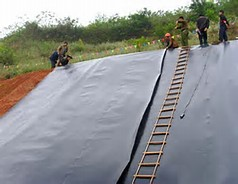 waterproofing materials geomembrane