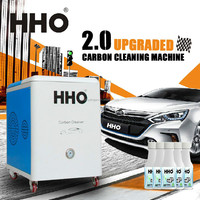 CE Certificated automatic car wash machine