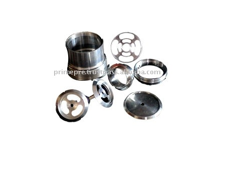 CNC Machined Components / Custom Fabrication Services / Machining Services