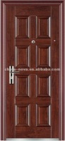 new style 8 panel main exterior steel door