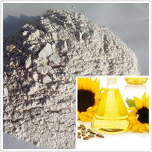 China Activated Bleaching Earth for Refining Sunflower Oil Filter