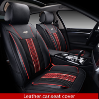 Hot selling waterproof auto seat cover wholesale leather car seat cover for LAND ROVER Discovery