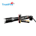TrustFire J2 Water Resistant Torch Led Tactical Torch 1000 Lumens Flashlight