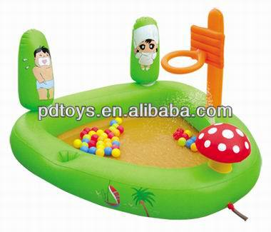 4-Ring 물고기 인쇄 PVC 풍선 수영장-풀 & 액세서리 -상품 ID:361395370 ...