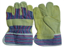 Brand MHR High quaility cost-effective buffalo leather work gloves