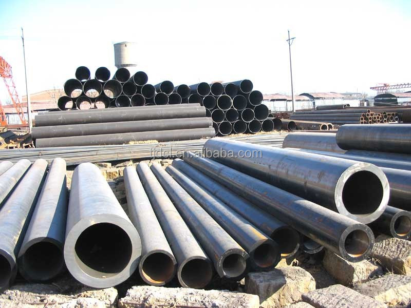 structure seamless steel pipe Q345/20Cr,40Cr, ASTM1020,ASTM1045