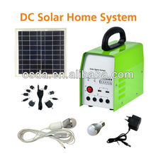 ODA-S6-7Q 2012 portable solar lighting system