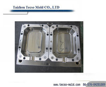 Thin wall injection molding Taizhou China supplier plastic injection box mold container box mold