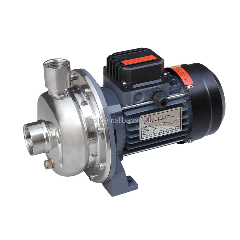 stainless steel impeller water centrifugal pump