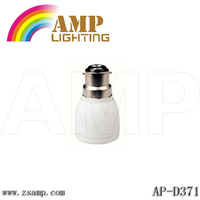 B22 to G24 lighting accessories g24 base led lamp