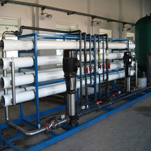 Sea water desalination plant ro reverse osmosis fresh water generator