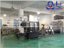 5kg table antiseptic liquid Foaming Liquid Weigh Filling Line