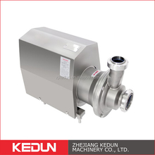 SS316 Stainless Steel Self-Priming Pump for CIP system