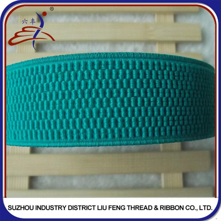 color jacquard band High Quality design of jacquard elastic webbing