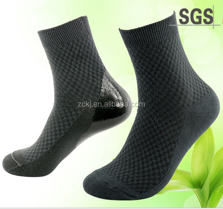 2016 new style for foot care ,well protect heel for anti-dry ,mens anti-cracking sock,