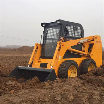 China skid steer loader like case