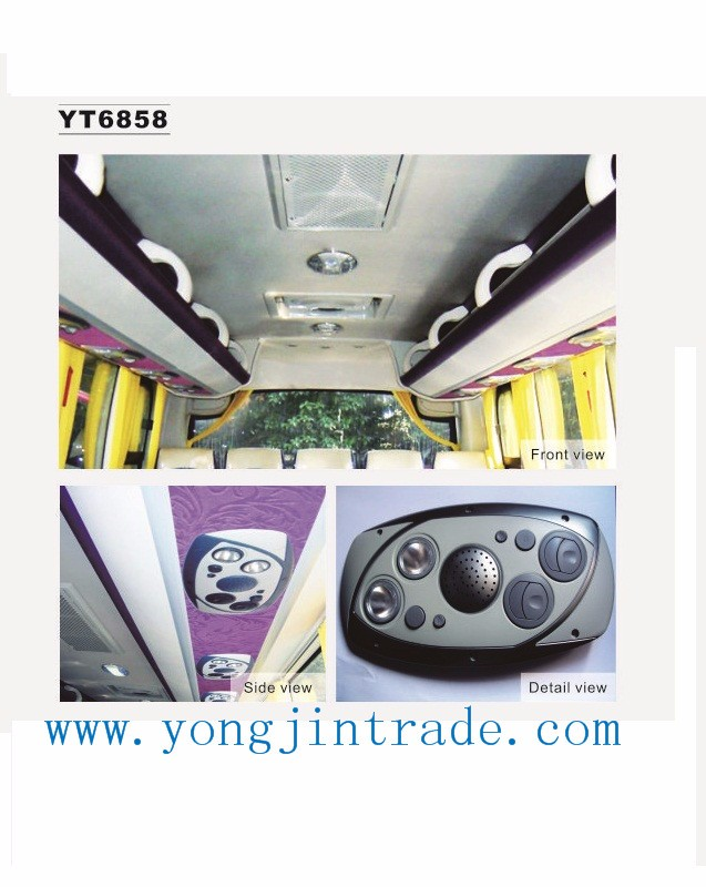 bus parts interior accessories bus rack system luggage rack