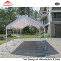 sunshade outdoor galvanized steel parking canopy