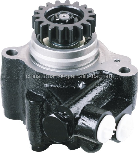 China No.1 OEM manufacturer, Genuine parts for Mitsubishi FUSO 6D15 power steering pump OE no.: MC826124 475-03428