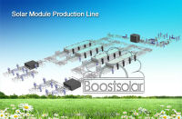 BOOSTSOLAR Solar module production line