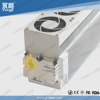 top level reliable quality yongli laser tube RF 30W