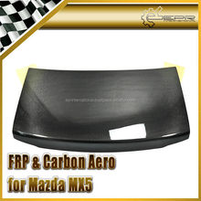 For Mazda MX5 NA MK1 OEM Carbon Fiber Trunk