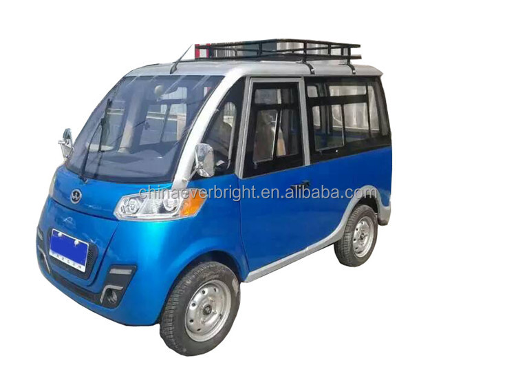 Electric MPV /Mini commercial vehicle /passenger or cargo van