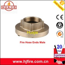 John moris fire hose coupling/CE fire hose used fire fighting equipment